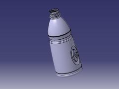 Energy-Drink-Flasche