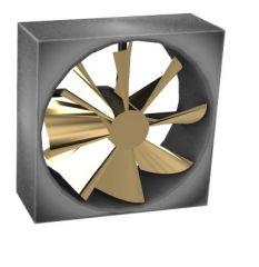 metal exhaust fan 3d model .3dm fromat