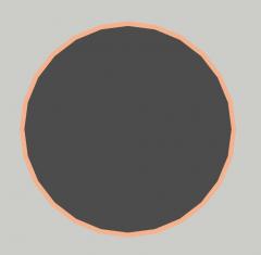 Circle mirror sketchup