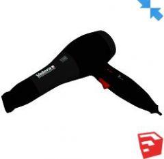 Hair dryer skp model