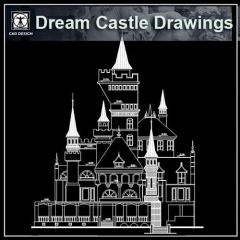 ★【Dream Castle Drawings 1】★
