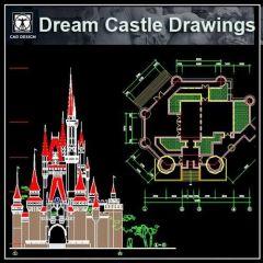 ★ 【Dream Castle Zeichnungen 2】 ★