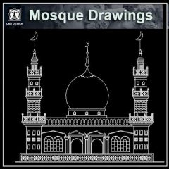 ★【Mosque Drawings】★