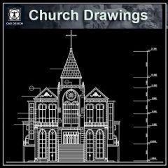 ★【教会图纸V1】★