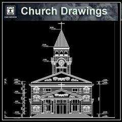 ★ 【Iglesia Dibujos V2】 ★