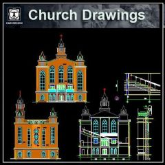 ★【教会图纸V3】★
