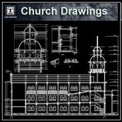 【★ Iglesia Dibujos V4 【★