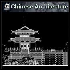 ★ 【Chinesische Architektur V1】 ★