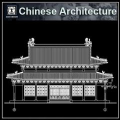 ★【Chinese Architecture V3】★