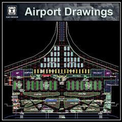 ★ 【Aeropuerto Diseño Dibujos V2】 ★