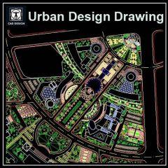 ★【市城市设计图纸下载1】★