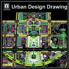 ★【市城市设计图纸4】★