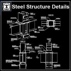 ★【Steel Structure Details V1】★