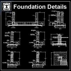 ★【Foundation Details V1】★