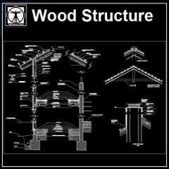 ★【Wood Constructure Details】★