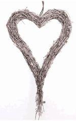 long rattan heart dwg drawing