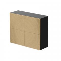 wall mount Cabinet sldprt model