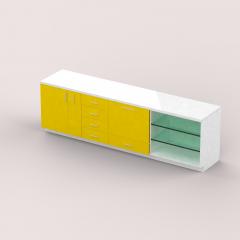 Long Dresser sldprt model
