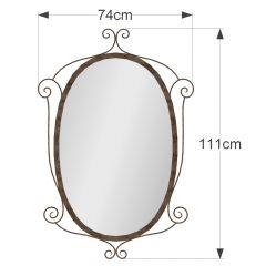 Mirror 5 skp model