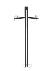 Column light sketchup
