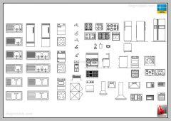MOBILIÁRIO, EQUIPAMENTOS, DESIGN DE INTERIORES-AUTOCAD-2D