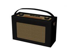 tiny designed modern radio 3d model .3dm fromat