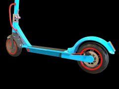 踏板车模型