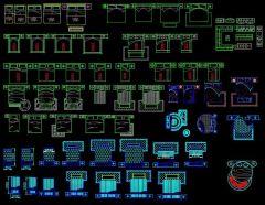 Interior Design CAD 2D bundle  V6