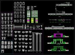 Interior Design CAD bundle V2