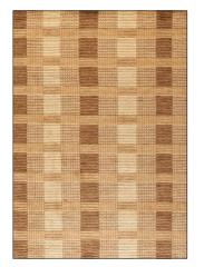 Fabric brown carpet sketchup