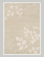 Brown carpet with white tree sketchup