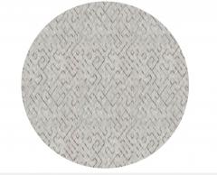 Circle gray carpet sketchup