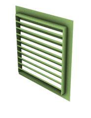 aluminum designed ventilation 3d model .3dm format