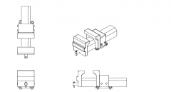 Vise Assembly drawing